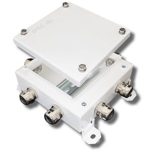 КМ-О (16к*6,0)-IP54-1515, 8 вводов | Коробка монтажная огнестойкая