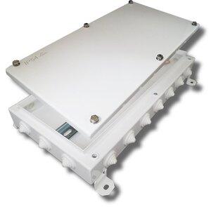 КМ-О (64к*10,0)-IP54-2040, 20 вводов | Коробка монтажная огнестойкая