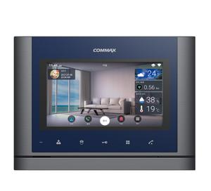 CIOT-700M (белый) | Монитор IP-домофона цветной