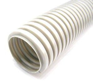 Труба ПЛЛ легкая белая D=40 безгалогенная (81840)   Гофрошланг