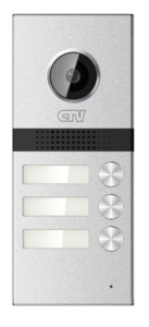 CTV-D3MULTI | Вызывная панель цветная