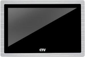 CTV-M4104AHD (черный)   Монитор домофона цветной с функцией «свободные руки»