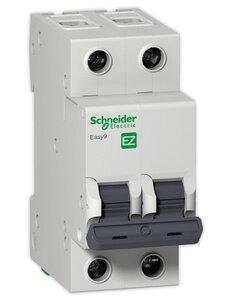EZ9F34220 (2P 20А 4,5кА)   Автоматический выключатель