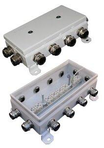 КМ-О (16к)-IP66-1224 | Коробка монтажная огнестойкая