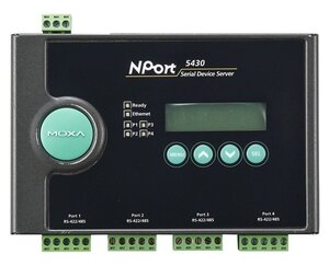 NPort 5430 | Преобразователь интерфейсов