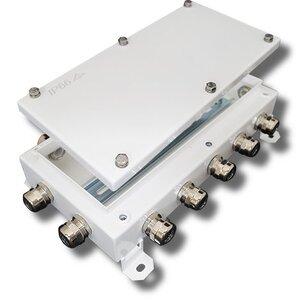 КМ-О (28к)-IP66-1530 | Коробка монтажная огнестойкая