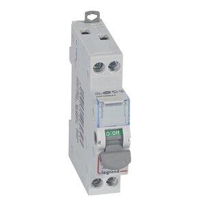 Выключатель-разъединитель DX3 1П 20A (406401) | Выключатель-разъединитель
