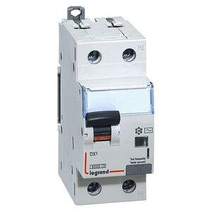 АВДТ DX3 1П+Н C10А 30MA-AC (411000)   Автоматический выключатель дифференциального тока