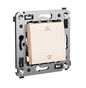 Инвертор одноклавишный в стену Avanti ванильная дымка (4405123) | Инвертор