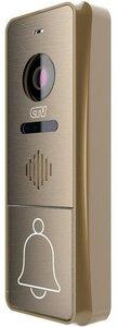 CTV-D4000FHD Br (бронза) | Вызывная панель цветная