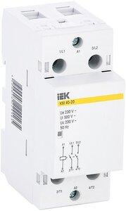 Контактор модульный КМ40-20 AC (MKK10-40-20)   Контактор модульный