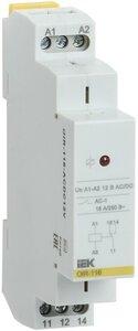 Реле OIR 1 контакт, 16А, 12 В AC/DC (OIR-116-ACDC12V) | Реле промежуточное