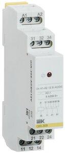 Реле OIR 3 контакта, 8А, 230 В AC (OIR-308-AC230V) | Реле промежуточное