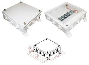КМ IP54-2020, 12 вводов | Коробка монтажная электротехническая
