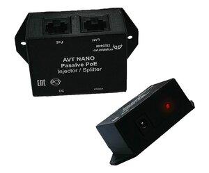 AVT-Nano PoE Passive | Преобразователь напряжения