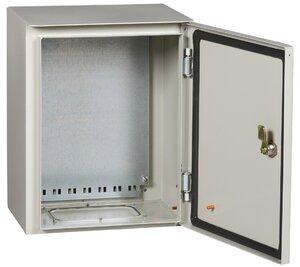ЩМП-1-2 У1 IP54 PRO, 395x310x220 (YKM42-01-54-P) | Шкаф электротехнический