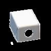 Соединитель ККМО Угол 15 Zo-образный металлический | Угол Zo-образный для кабель-канала