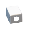 Соединитель ККМО Угол 25 Zo-образный металлический | Угол Zo-образный для кабель-канала