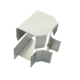 Соединитель ККМО Угол 25 T-образный металлический | Угол T-образный для кабель-канала