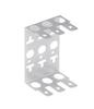 NMC-WCPL3-2 (2 шт) | Кронштейн настенный на 3 плинта