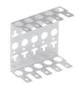NMC-WCPL5-2 (2 шт) | Кронштейн настенный на 5 плинтов