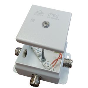 КМ-О (8к)-IP66 0808, 4 ввода | Коробка монтажная огнестойкая