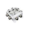 КМ-О (12к)-IP66 1212, 8 вводов | Коробка монтажная огнестойкая