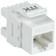 Модуль Keystone Jack кат. 5E UTP 110 IDC (CS1-1C5EU-12) | Розетка компьютерная