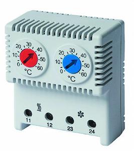 Сдвоенный термостат (R5THRV13) | Термостат
