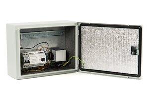 СКАТ ШТ-3415А   Шкаф монтажный с автоматикой управления климатом