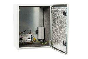 СКАТ ШТ-5425А | Шкаф монтажный с автоматикой управления климатом