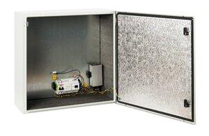 СКАТ ШТ-6625А | Шкаф монтажный с автоматикой управления климатом