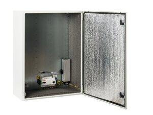 СКАТ ШТ-8630А | Шкаф монтажный с автоматикой управления климатом