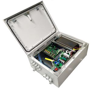 Tfortis PSW-2G8F+UPS-Box | Коммутатор