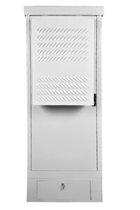 ШТВ-1-18.7.9-К3АА-ТК | Шкаф уличный всепогодный напольный укомплектованный