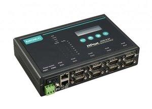 NPort 5650I-8-DT | Преобразователь интерфейсов
