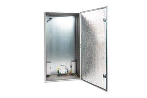 СКАТ ШТ-12630A | Шкаф монтажный с автоматикой управления климатом