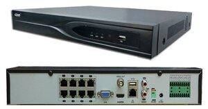 KN-PRO16/2-8P-4K | IP-видеорегистратор 16-канальный