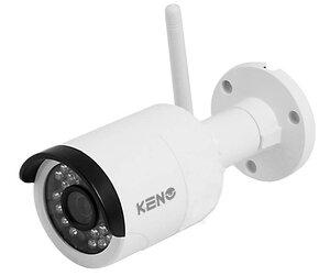 KN-CE206F36-WIFI V2   Видеокамера IP цилиндрическая