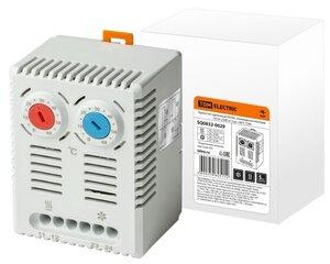 сдвоенный NO/NC (охлаждение/обогрев) 10/5A, 230В (SQ0832-0029)   Термостат