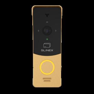 ML-20CRHD (золото+черный)   Вызывная панель цветная накладная