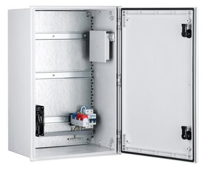 NSP-4060H1F1 (P406H1F1) | Шкаф монтажный