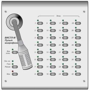 ВИСТЛ-М ПМ-32 | Микрофонная панель
