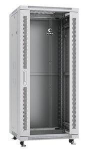 SH-05C-27U60/100 (7055c) | Шкаф напольный 19-дюймовый, 27U