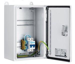 NSB-2030 (B203H0F0) | Шкаф монтажный