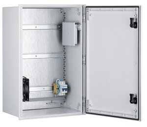 NSP-4060F1 (P406H0F1) | Шкаф монтажный