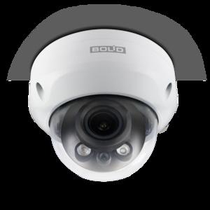 BOLID VCI-230 версия 3 | Профессиональная видеокамера IP купольная