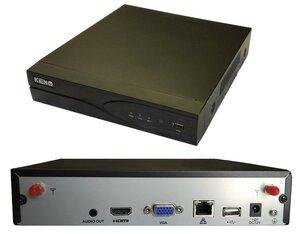 KN-WIFI4/1 | IP-видеорегистратор 4-канальный
