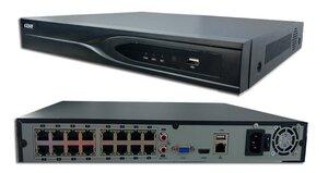 KN-PRO32/2-16P-4K   IP-видеорегистратор 32-канальный