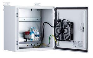 NSB-3030H1 (B303H1F0) | Шкаф монтажный